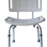 Shower Seat with Backrest