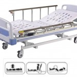 Hospital Bed 3 Function