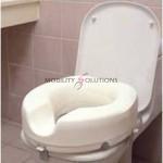 Toilet Seat Raiser Non Adjust